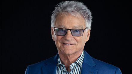 M. Gilles Proulx animateur de radio et de télévision
