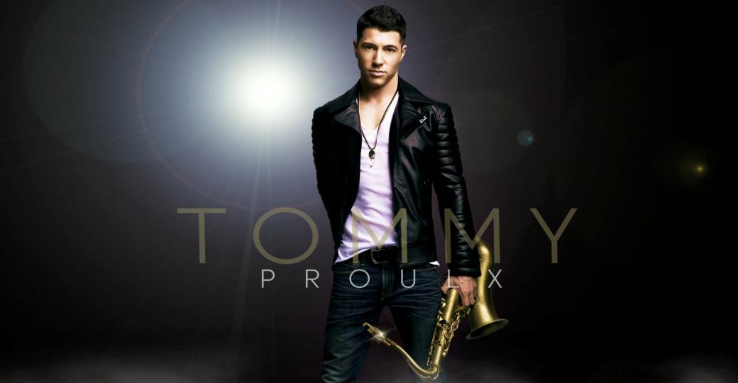 Les surprises de Facebook: Tommy Proulx, saxophoniste californien