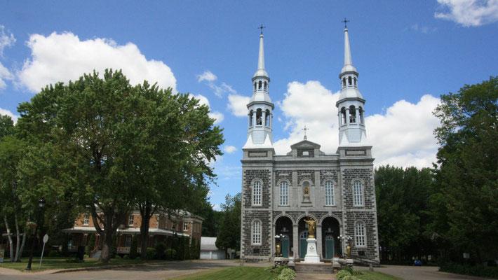 Champlain, seigneurie où ont vécu Pierre Prou et Marie Gauthier