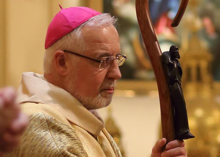 Gaétan Proulx, nommé évêque à Gaspé
