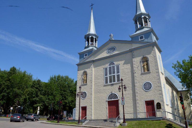 Charlesbourg – Ici s'établirent Jean-Baptiste Préaux dit Proulx et Catherine Fleury