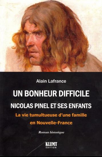 To read during the holidays: Un bonheur difficile: Nicolas Pinel et ses enfants
