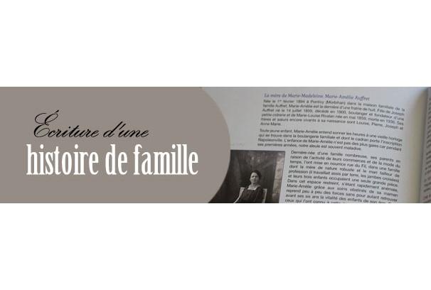 Conférence de Jean-Pierre Proulx : écrire une histoire de famille