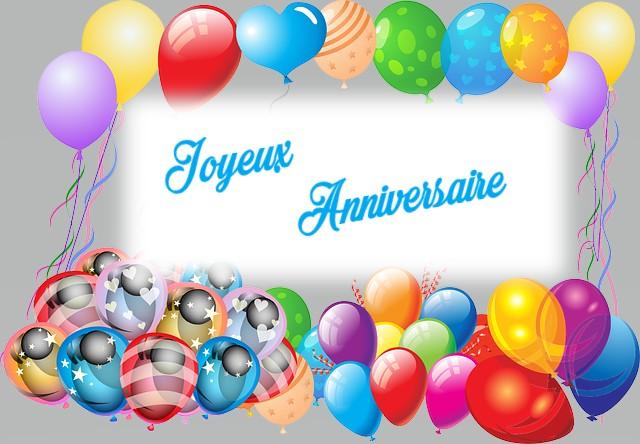 Joyeux anniversaire à tous nos membres nés en juin