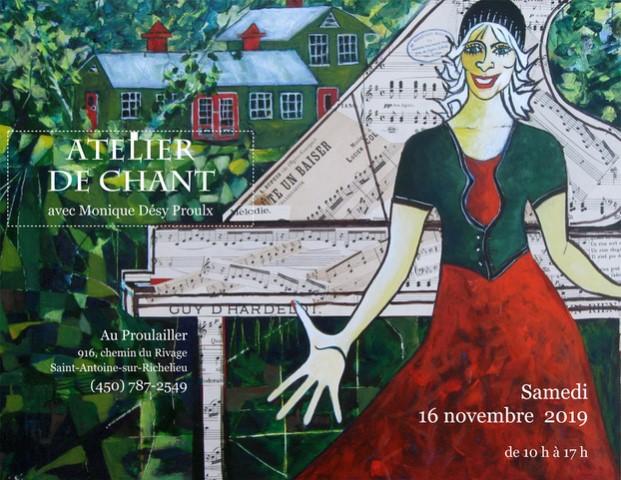 November Singing Workshop