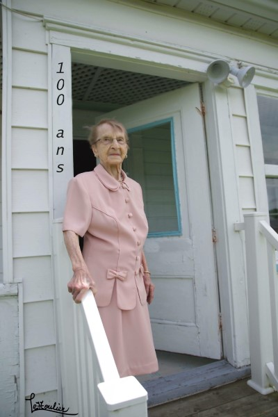 Décès d'Étiennette Proulx à l'âge de 103 ans