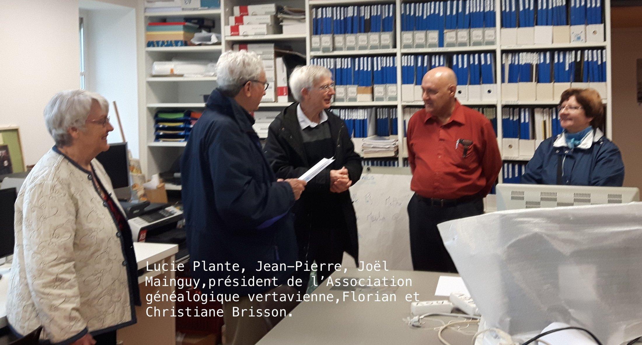 Happy memories – May 18th – Vertou, homeland of Jean-Baptiste Préau-Prou